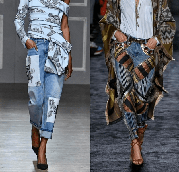 Самые модные джинсы на осень-зиму 2020/2021