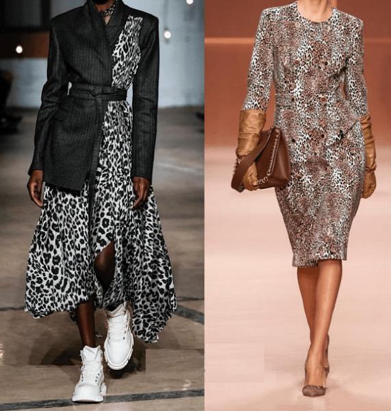 Самые модные принты на осень-зиму 2020/2021