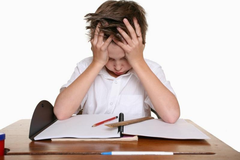 Синдром отличника у ребенка. Что делать?