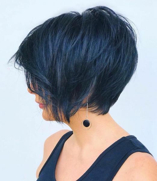 Стрижки на короткие волосы: Интересные варианты, которые понравятся