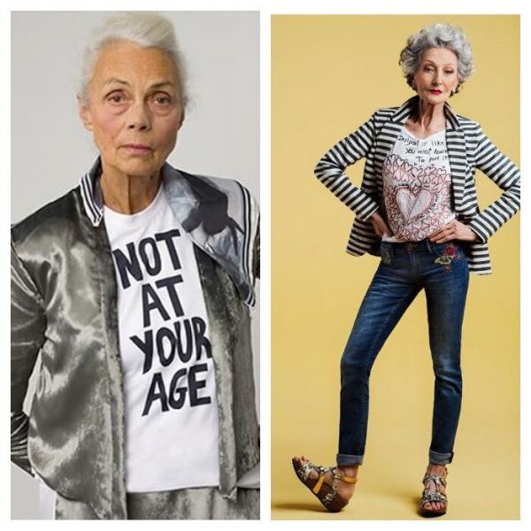 «Вам это не по возрасту»: в какой одежде возрастные женщины выглядят смешно в глазах окружающих