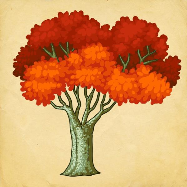 Выберите дерево и узнайте, какие изменения произойдут в Вашей размеренной жизни. Тест эффективен в 78 %