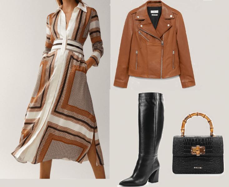 Что надеть осенью 2020: 4 стильных наряда из Zara, Massimo, Dutti Mango и с сайта www.lamoda.ru