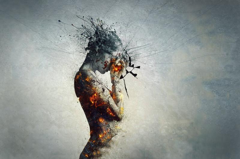 Это ошибка думать, что борьба избавляет от страдания