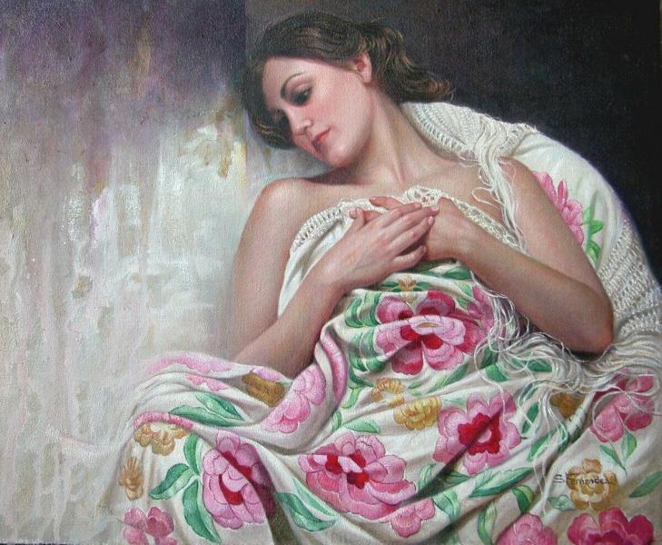 Гимн красоте женщины в работах художницы Соледад Фернандес