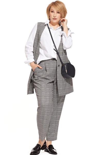Интересная осень для современной женщины 40+. 16 стильных образов