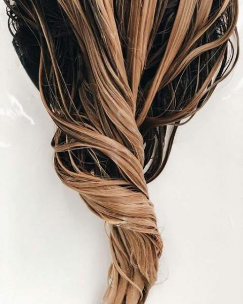 Колористика без ущерба целостности волос