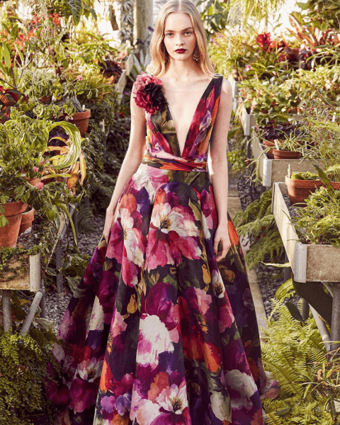 Модные цвета и принты осени-зимы 2020 (полный гид)