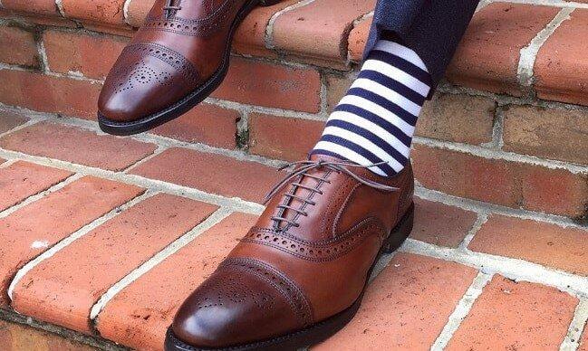 Нужны ли вам яркие носки?