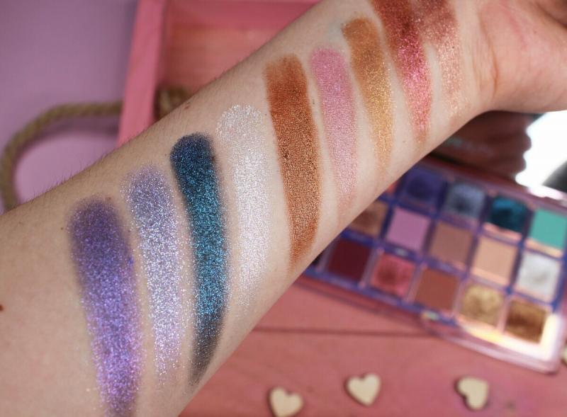 Пять отличных палеток теней на каждый день, с которыми получаются красивые и легкие макияжи