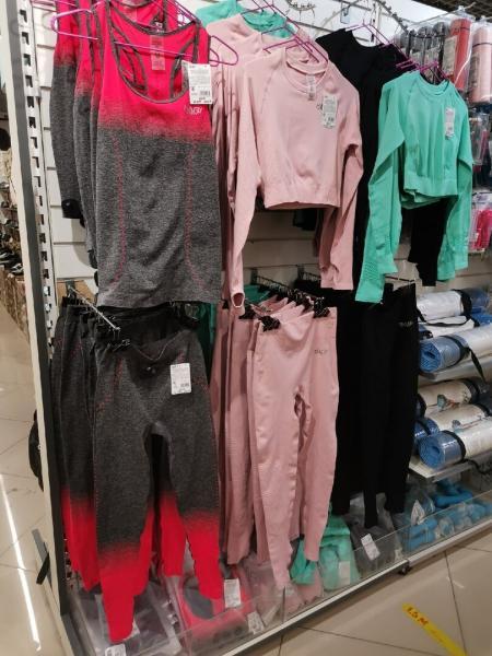 """Посмотрим осеннюю коллекцию в """"Kari"""" - оказывается, тут и одежду продают"""