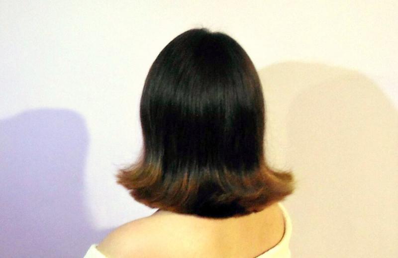 Пожалуй, лучшее (на мой взгляд) SOS-средство для волос