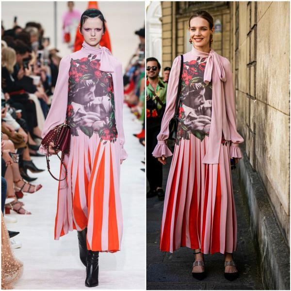 Умеют ли модели носить дизайнерские вещи в обычной жизни: проверим на примере Натальи Водяновой