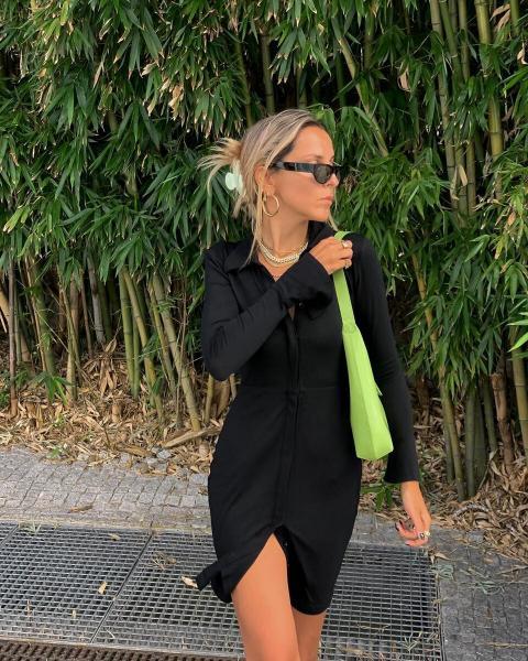 А что носят сами стилисты? Разбираем образы Софии Коэльо