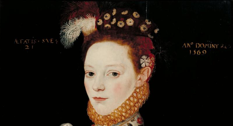 Белое лицо и розовые уши: о макияже былых времён