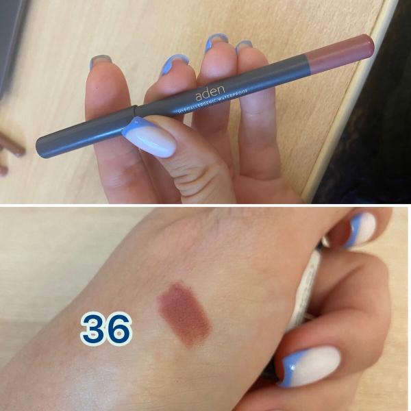 Мой ТОП-8 нюдовых карандашей для губ до 300 ₽