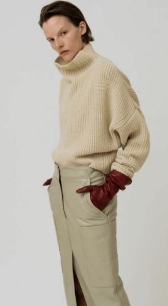 Семь ультрамодных свитеров на зиму