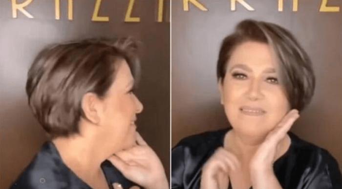 Женщина приобрела былую молодость всего сменив прическу: фото до и после