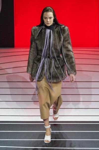 Коллекция Prada осень-зима 2020-2021