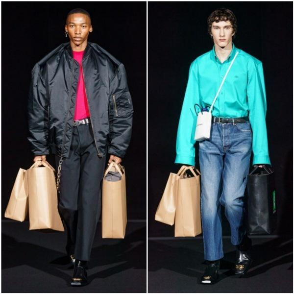 Ода моде лихих 90-х: почему вещи а-ля Черкизон снова в тренде