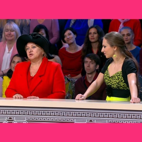 «У меня только Ботфорты 26.000 Рублей Стоят!» Омоложение Обеспеченной 59-Летней Женщины На «Модном Приговоре »