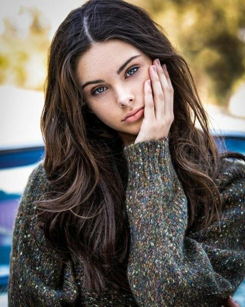 Рейтинг: 15 женщин с самыми красивыми лицами в мире