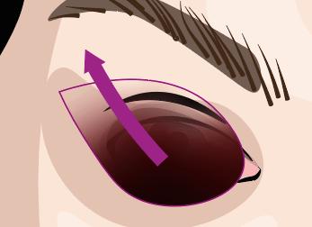 Смоки айс - самый простой макияж тенями. Идёт всем и для всех случаев. Очень подробный пошаговый урок на нависшем веке