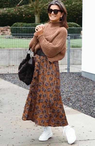 Как одеваться роскошно если тебе за 50 лет, используя тренды 2021