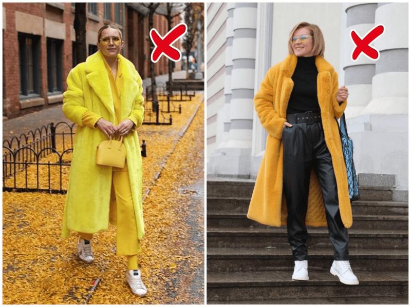 Модные сочетания, которые невозможно носить в реальной жизни. Проверила на себе!