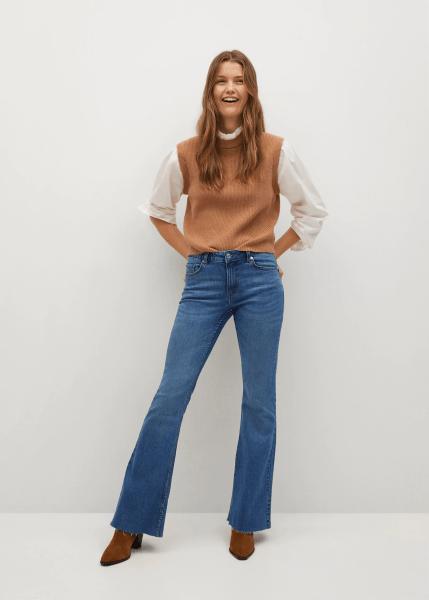 Самые модные джинсы весны и лета 2021 на любой бюджет из Mango, Zara и Lamoda