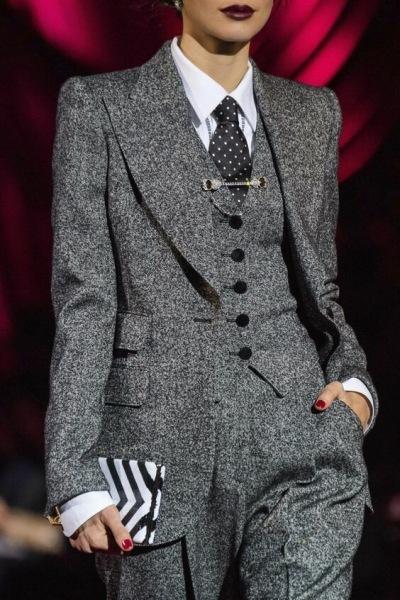15 роскошных классических костюмов, от которых вы будете в восторге