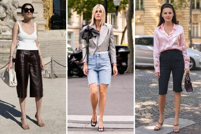 Самые модные шорты 2021: подборка весенних и летних моделей