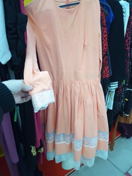 Платье, кроссовки, спортивная одежда, готовимся к летнему сезону в секонд-хенде...
