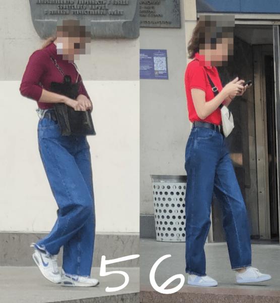 """Рассказываю🤓, что надеть, чтобы не выглядеть """"как из инкубатора"""" в джинсах."""