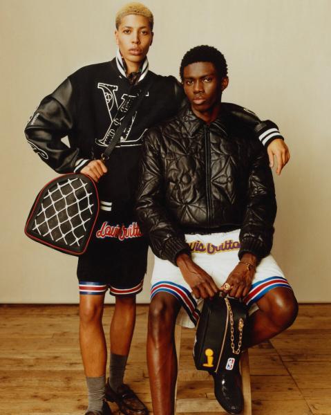 Louis Vuitton представляет капсульную коллекцию LV х NBA II