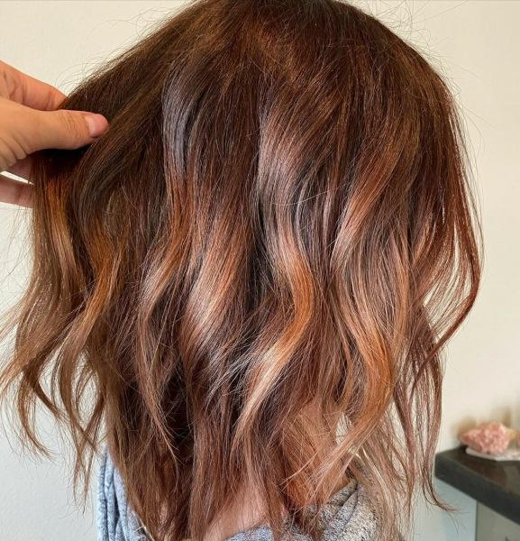 18 лучших осенних тенденций в окрашивании волос на эту осень