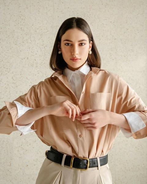 19 идей как стильно носить рубашку каждый день