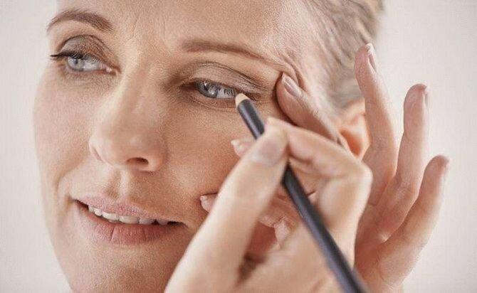 8 советов по макияжу для женщин старше 40 лет
