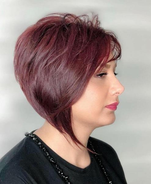 Удлиненные стрижки на тонкие волосы: 12 самых красивых вариантов