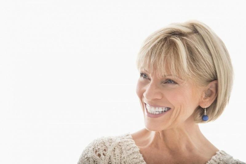 15 коротких боба для женщин старше 60 лет, которые приведут вас в восторг