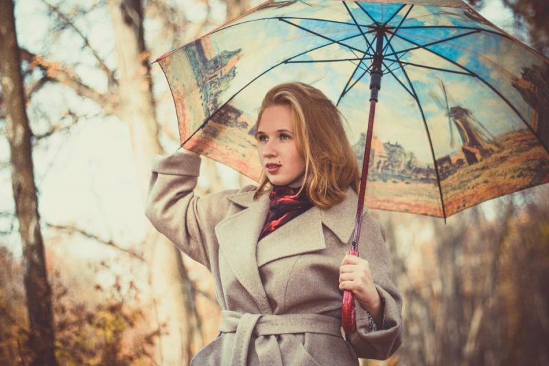 Дождливо? Нужен зонт? Тогда читайте-Модные женские зонты 2021 года – новинки сезона с фото