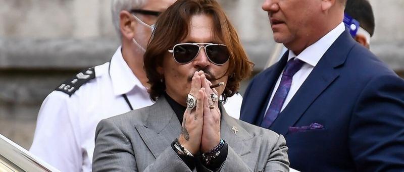 Джонни Депп шокирован «культурой отмены» и угрожает Голливуду