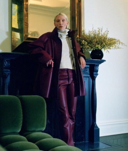 Модные тенденции Осень-Зима 2021-2022 для пожилых женщин 60+ от мировых кутюрье - фотообзор