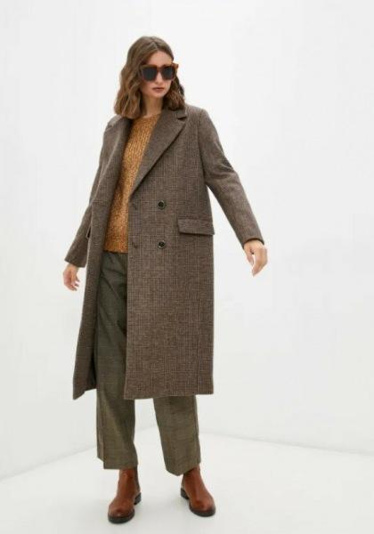 Модные женские пальто 2021 — идеи стильных образов