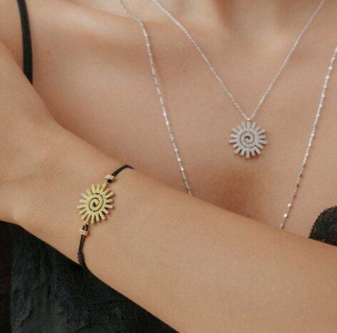 Можно ли носить вместе украшения из золота и серебра?