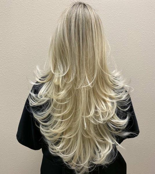 Объемные стрижки на тонкие волосы: 11 идей для создания ухоженного образа