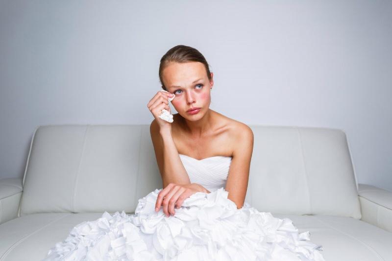 После двух неприятных случаев, стараюсь больше не брать невест на макияж. Рассказываю, почему