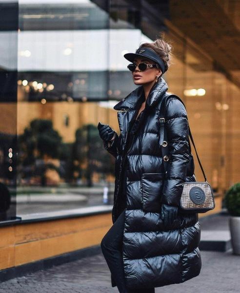 С чем носить черную куртку и выглядеть эффектно