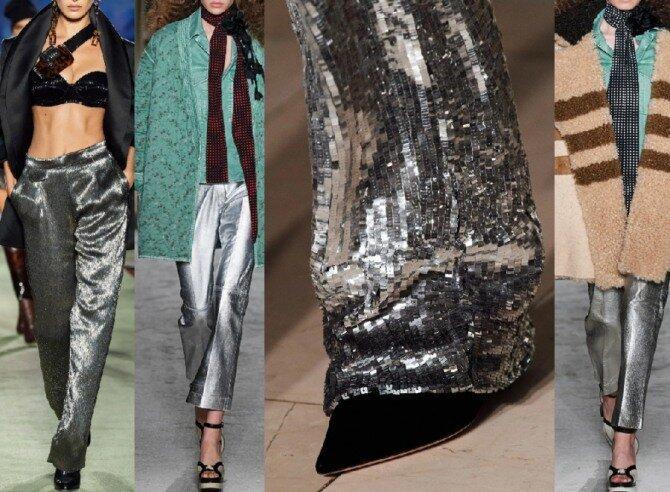 Женские трендовые брюки 2021 года, демисезонные и зимние - 11 модных тенденций и 195 фото